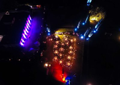 lights weddings service pagani cortona