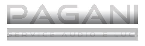 Pagani Service Audio & Luci